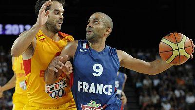 España, a mantener la racha ante Francia en el Eurobasket