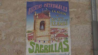Los Alcántara graban en Sagrillas