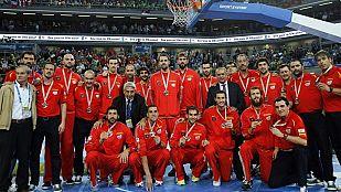 España se lleva el bronce del Eurobasket