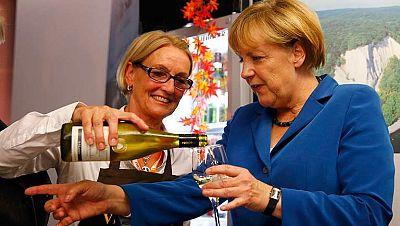 La prensa alemana destaca que ahora le toca a Merkel elegir a su socio
