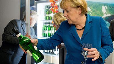 Bruselas confía en acelerar las reformas pendientes tras el triunfo de Merkel en las elecciones alemanas