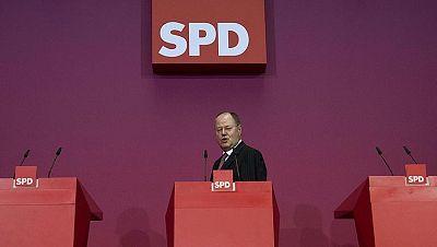 El SPD digiere la derrota y se enfrenta al dilema de formar gobierno con Merkel