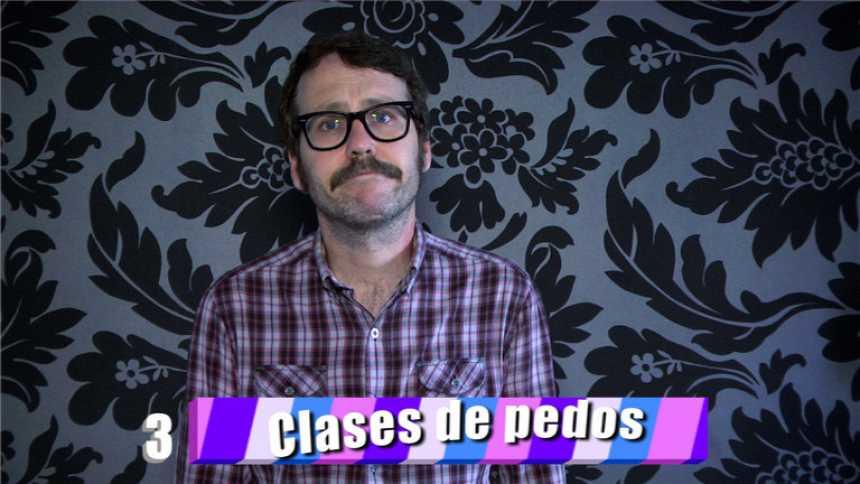 """Vuelve Enjuto: Joaquín Reyes comenta """"Clases de pedos"""""""