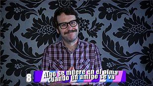 """Vuelve Enjuto: Joaquín Reyes comenta """"Algo se muere en el alma cuando un amigo se va"""""""