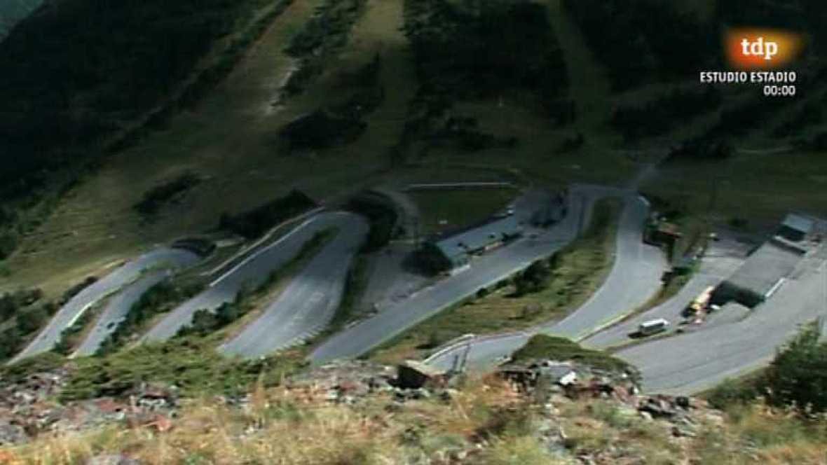 Ciclismo - L'etape du Tour - Barcelona - Andorra - ver ahora