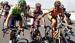 La prueba de ruta masculina del Mundial de ciclismo en Teledeporte
