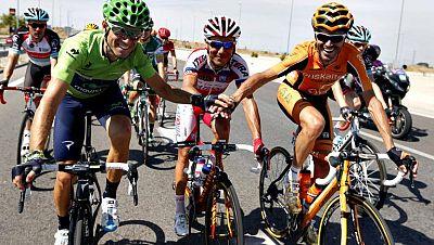 El próximo domingo se disputa la prueba en ruta del Mundial de ciclismo de Florencia. TVE ofrecerá en directo esta cita con el ciclismo del más alto nivel, en la que participarán los principales ciclistas españoles, que lucharán por el maillot arcoír