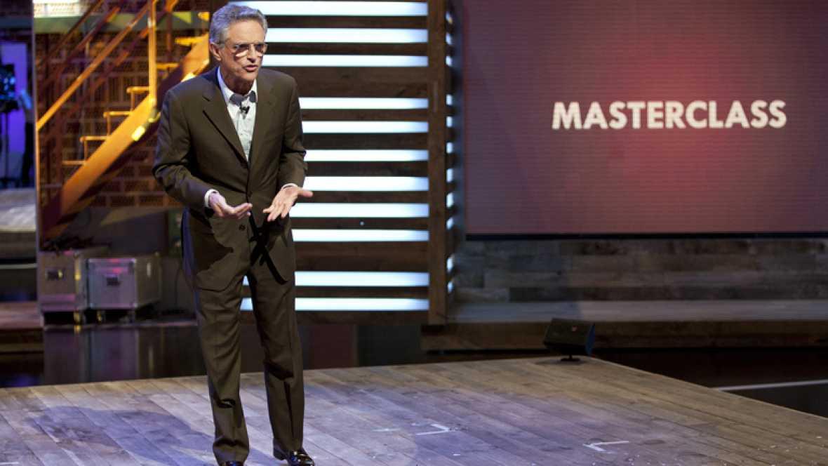 """Masterclass: """"Internet, la memoria indeleble"""", por Luis Rojas Marcos - Ver ahora"""
