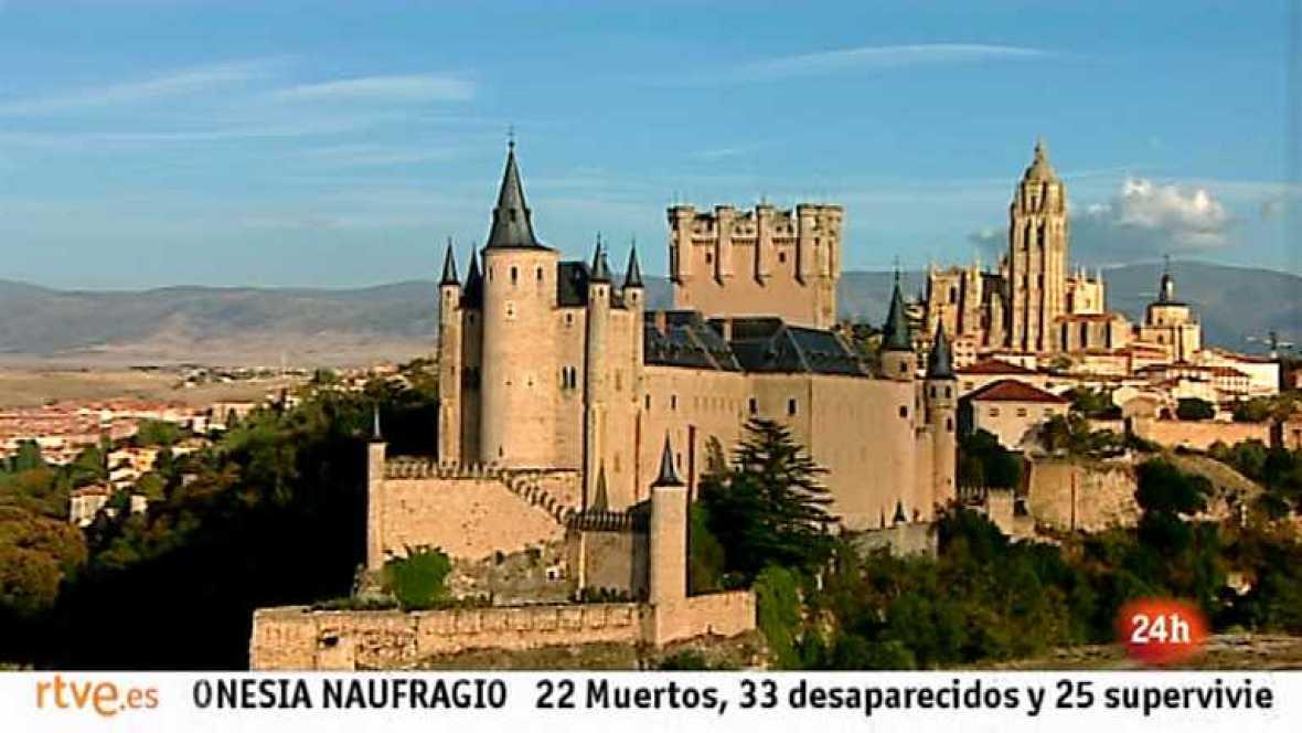 Zoom Tendencias - Segovia. Una escapada de otoño - 28/09/13 - ver ahora