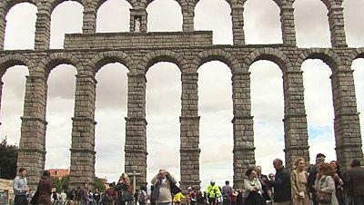 Último día del Hay Festival en Segovia