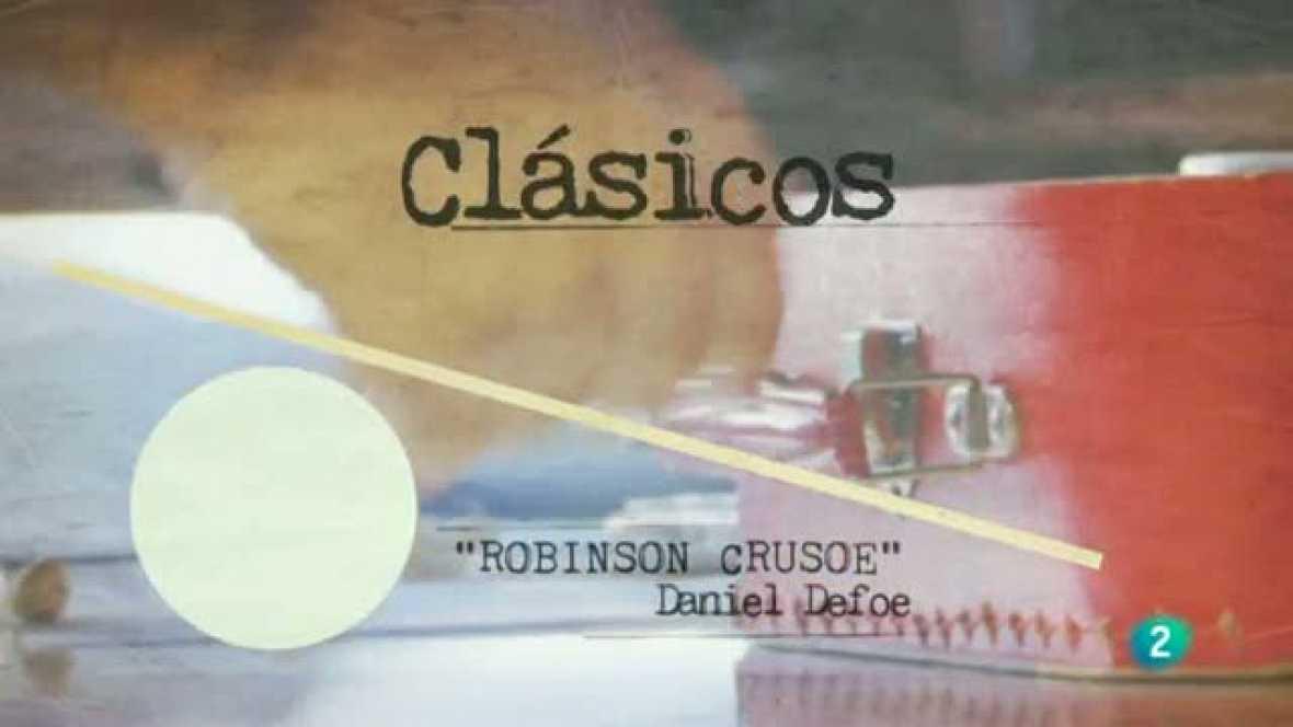 Página 2 - Clásicos - Robinson Crusoe de Daniel Defoe