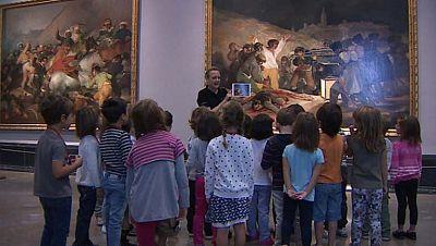"""Fundación la Caixa y el Museo del Prado amplían """"El arte de educar"""" a alumnos de Educación Infantil"""