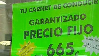 Un juez de Zaragoza da la razón a una autoescuela que cobra más a mujeres que a hombres