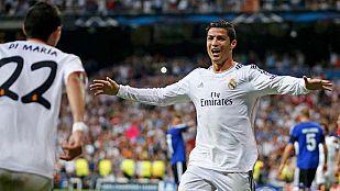 Cristiano y Di María lideran la goleada del Madrid al Copenhague (4-0)