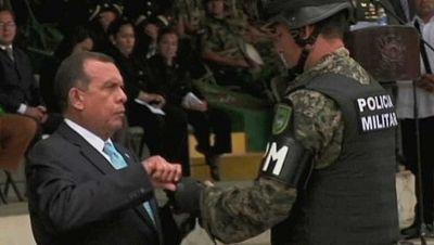 El enorme problema de seguridad en Honduras