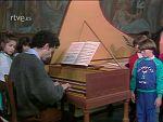 Arxiu TVE Catalunya - Escoltem els músics - El clavicembal