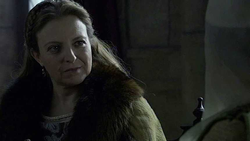 Isabel - Isabel negocia con Braganza
