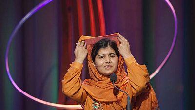 Malala es el nuevo premio Sájarov a la Libertad de Conciencia
