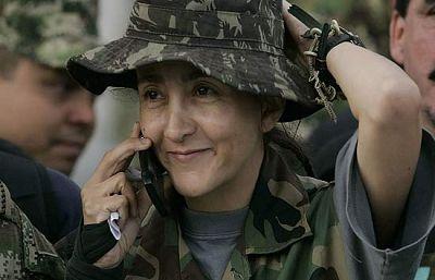 Primeras palabras de Ingrid Betancourt tras su rescate