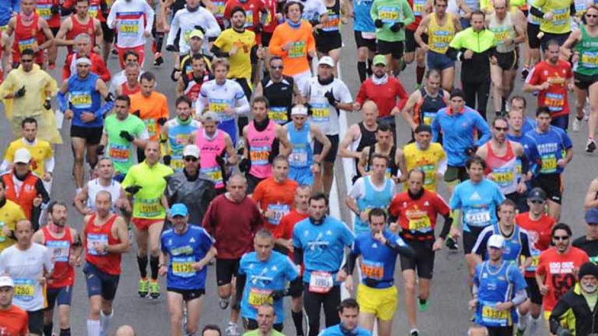 A la carrera - Rock'N'Roll Madrid Maratón - ver ahora