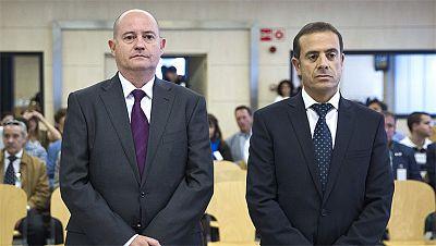 Condenados a año y medio dos mandos policiales por el chivatazo a ETA