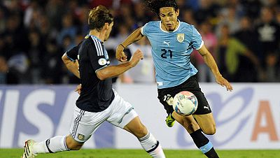 Es un clásico en las repescas y esta vez tampoco faltará a su cita. Uruguay derrotó a Argentina pero se tendrá que jugar el puesto en Brasil 2014 contra Jordania. Por su parte, a México le tocará hacer lo propio contra Nueva Zelanda.