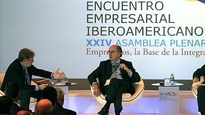 Las empresas españolas, protagonistas en Panamá
