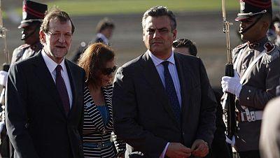 Mariano Rajoy y el Príncipe llegan a Panamá para una Cumbre Iberoamericana marcada por las ausencias