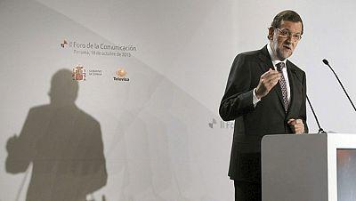"""Rajoy insta al uso """"responsable"""" de la información en la Cumbre Iberoamericana"""