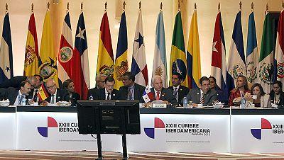 La cumbre Iberoamérica afirma una necesaria renovación