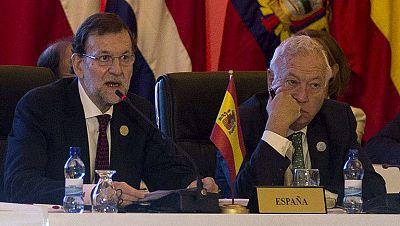 Rajoy asegura que España está saliendo de la crisis gracias a las reformas