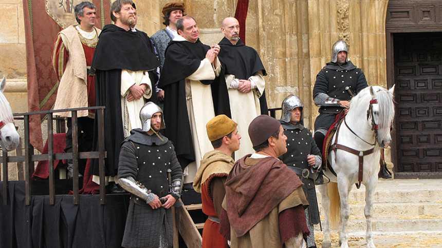 Isabel - Susón el primer hereje quemado en la hoguera