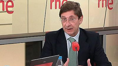 El presidente de Bankia cree que los mercados están anticipando la mejora de la economía