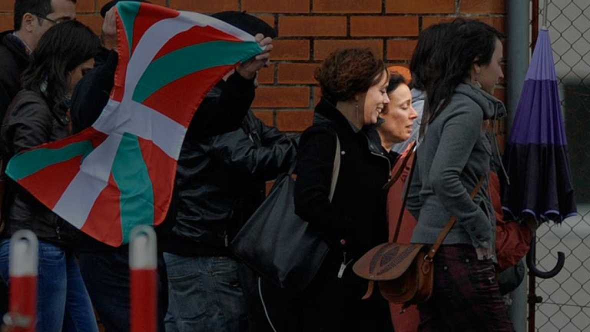 La etarra Inés del Río sale del prisión tras la sentencia que anula la 'doctrina Parot'