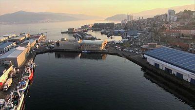 España a ras de cielo - El Puerto de Vigo