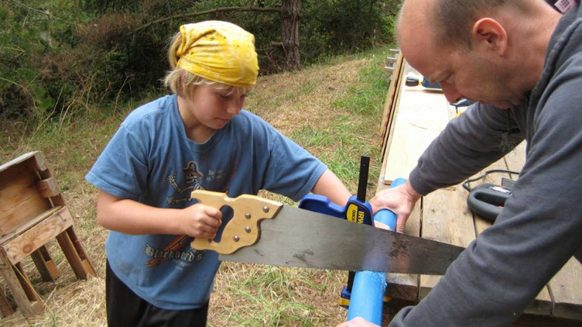 Gever Tulley enseña lecciones de vida a través de experimentar - Ver ahora