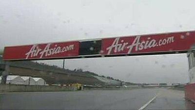 La niebla olbiga a suspender los primeros libres del GP de Japón