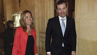Carme Chacón pide un cambio de tripulación para afrontar la crisis soberanista