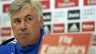 """Ancelotti: """"Morata está mejor que Benzema"""""""