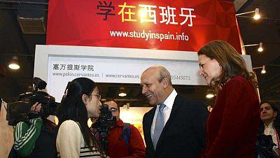 Cada vez más estudiantes chinos salen al extranjero a formarse