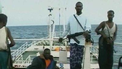 Los piratas somalíes ganaron al menos 300 millones de euros en rescates entre 2005 y 2012