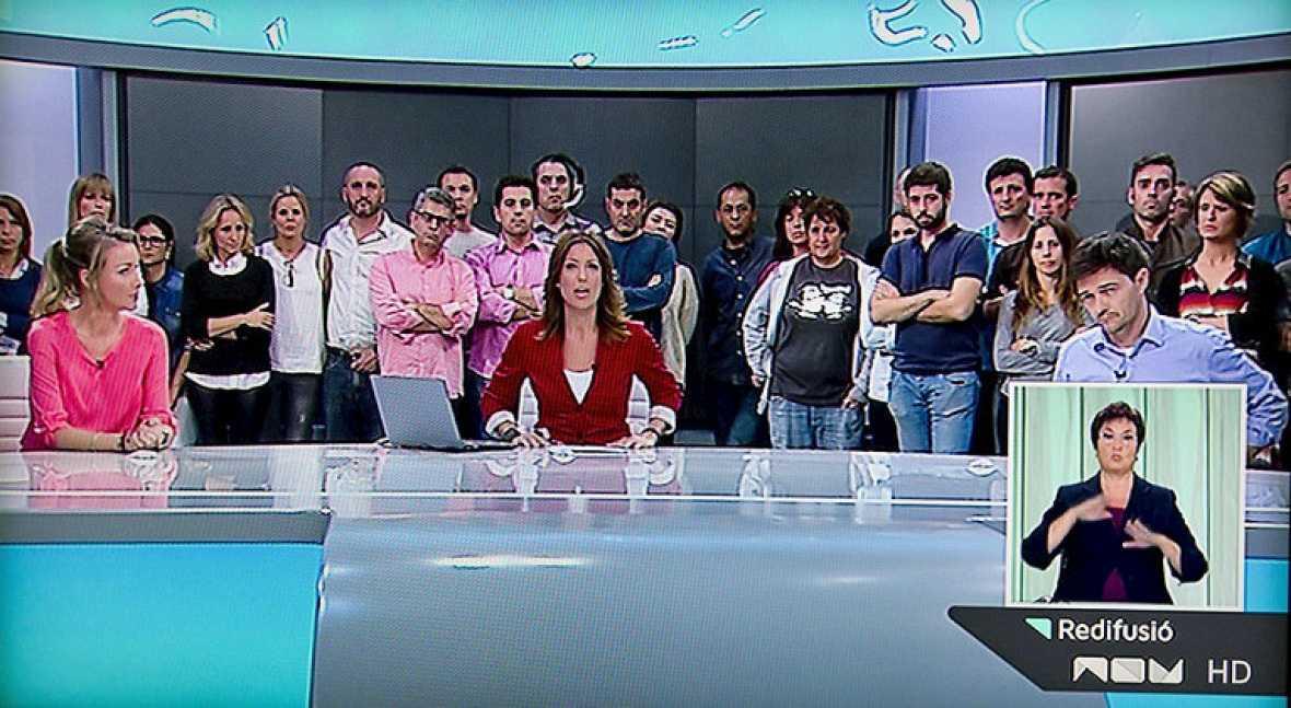 La Generalitat cierra la Radio Televisión Valenciana tras quedar anulado el ERE