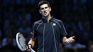 Djokovic se impone a un combativo Federer