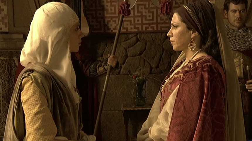 Isabel - Aixa se reúne con Isabel