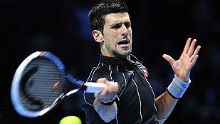 Djokovic vence a Del Potro y se mete en semifinales