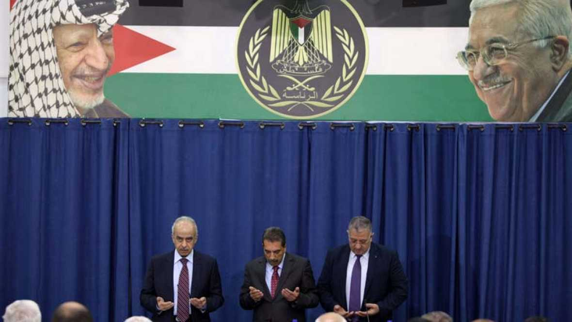 Los palestinos acusan a Israel de la muerte de Yaser Arafat
