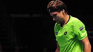Tercera derrota de Ferrer en la Copa Masters