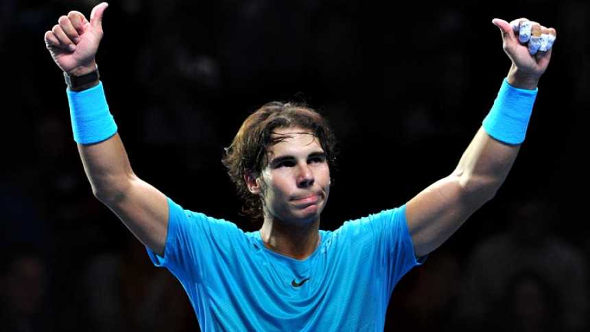 Nadal fulmina a Federer en semifinales