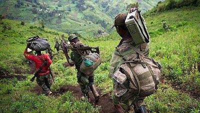 El Gobierno de la República Democrática del Congo y la guerrilla del M23 firman un tratado de paz