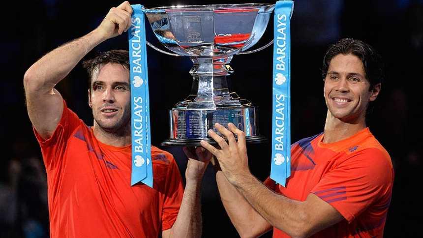 Marrero y Verdasco conquistan el dobles en la Copa de Maestros